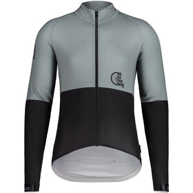 Maloja PushbikersM. 1/1 Long Sleeve Bike Jersey Men moonless multi